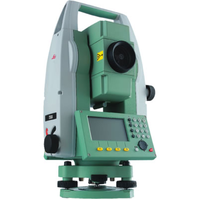 Leica Flexline TS02 Power Reflektörsüz Total Station